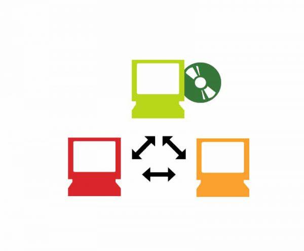 نرم افزار حسابداری هلو(شبکه)کد44