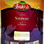 سماق قهوه ای صادراتی بل /Sumac/ سماک