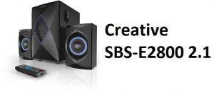 اسپیکرکریتیو 3تیکه SBS-E2800