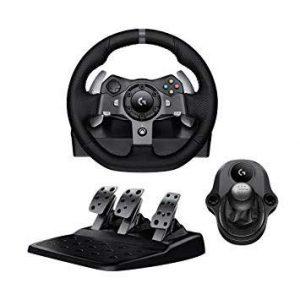گیم پد لاجیتک Steering Wheel G920 USB