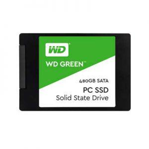 اس اس دی اینترنال وسترن دیجیتال 480G