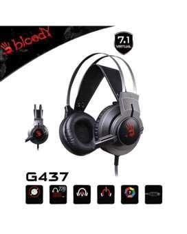 هدست گیمینگ بلادی ایفورتک G437 USB+Sound 7.1