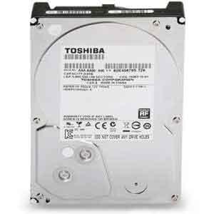 HDD Toshiba 1TB Internal A100