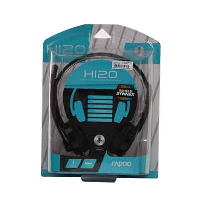 هدست رپو مدل H120 USB