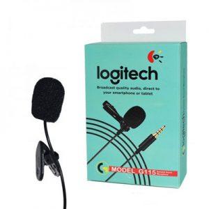 میکروفن یقه ای طرح Logitech مدل G115