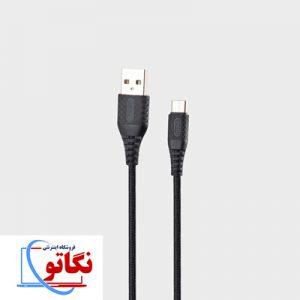 کابل تبدیل USB به Type C بیاند مدل BA-306 طول 1 متر