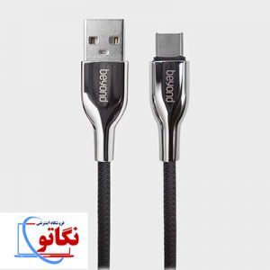 کابل تبدیل USB به Type C بیاند مدل BA-555 طول 1 متر